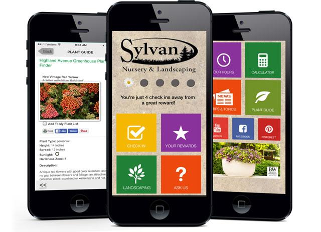 Get our app sylvan nursery for Sylvan app